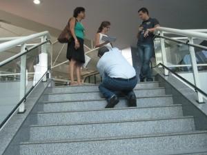 vistoria no aeroporto Luís Eduardo magalhães