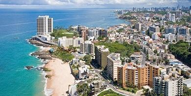 cidade de São Salvador