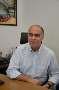 Foto do Presidente do CAU/BR, Haroldo Pinheiro