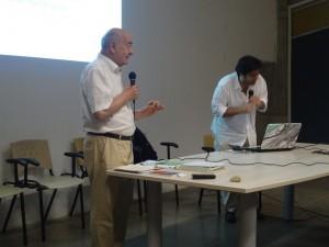 Foto do Professor Marco Dezzi