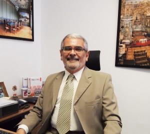Foto do presidente do CAU/BA Guivaldo D'Alexandria Baptista