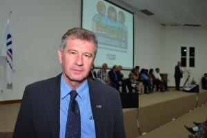 Foto do conselheiro do CAU/BA,Alan Dick