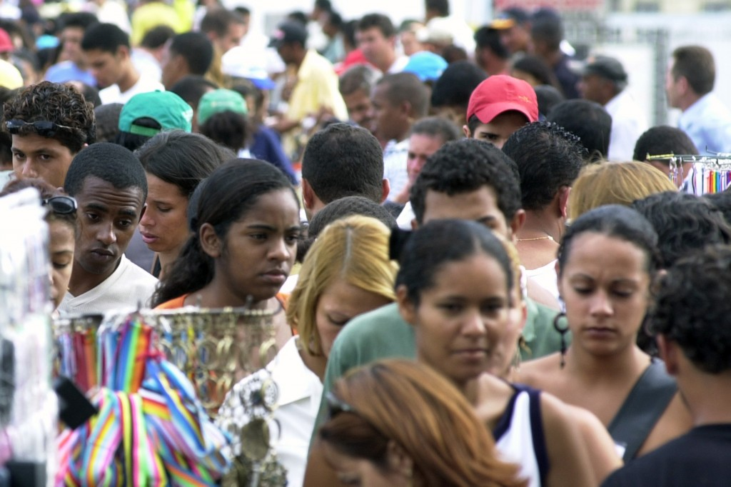 Salvador é uma das cidades mais populosas do mundo.