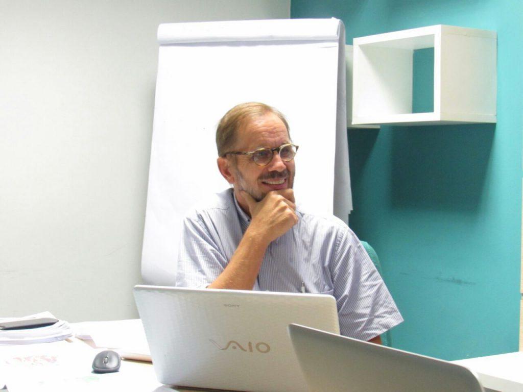 Arquiteto e Urbanista Carl von Hauenschild