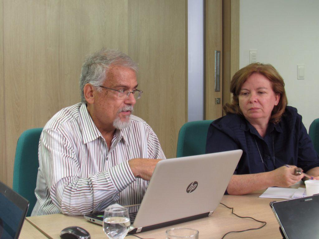 """Vice-Presidente do CAU/BA e Coordenador da Comissão de Políticas Profissionais, Raul Nobre, afirma que programa da UFBA """"é como o SUS da arquitetura""""."""
