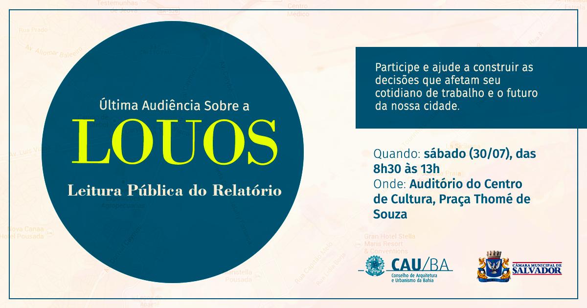 Audiencia LOUOS Facebook 30